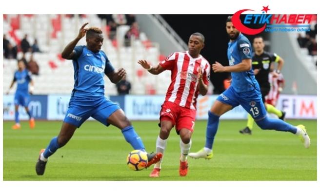 Sivasspor, Kasımpaşa'yla Uzatmada Yediği Golle 2-2 Berabere Kaldı