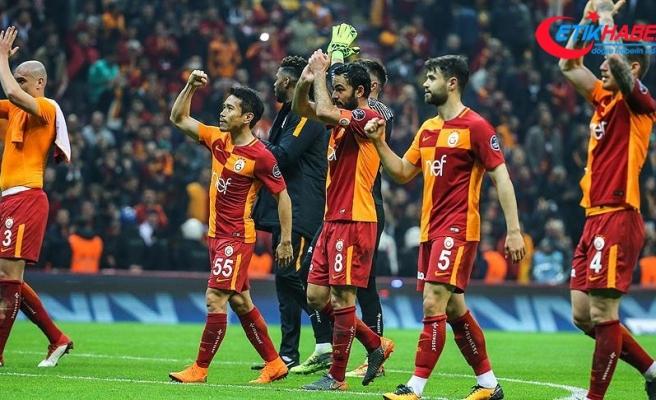 Spor Toto Süper Lig'de Galatasaray liderliğini sürdürdü