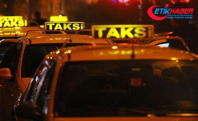 Taksilere 'teknolojik' tepe lambası