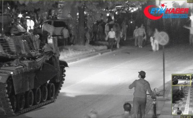 Tank taburu komutanı Büyükyazıcı: Mürettebata ve personele emirleri ben verdim