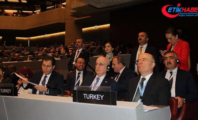 TBMM Başkanı Kahraman: Zeytin Dalı Harekatı terörle mücadele harekatıdır