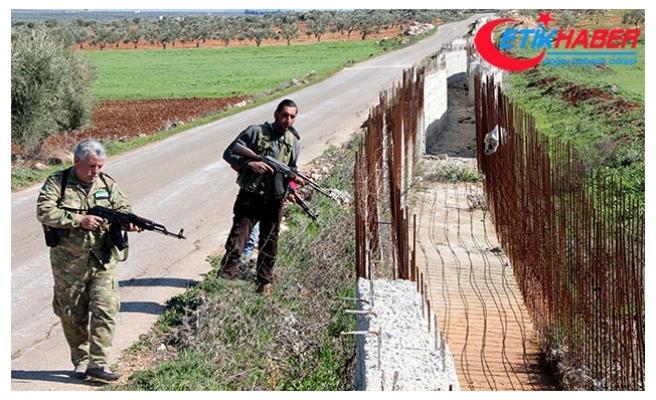 Teröristler, tünelleri yarım bırakıp kaçmış