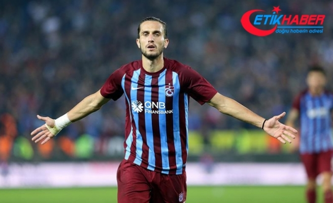 Trabzonspor'da Yusuf Yazıcı'nın yükselişi