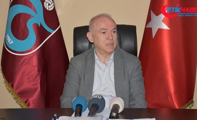 'Trabzonspor'un tecrübeli bir yönetime ihtiyacı var'