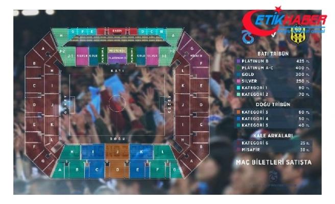 Trabzonspor'da Evkur Yeni Malatyaspor maçı biletleri satışa sunuldu