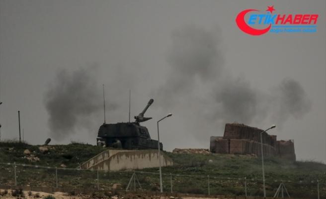 TSK ve ÖSO, Afrin'in Anab ve Meryemeyn köylerini teröristlerden temizledi