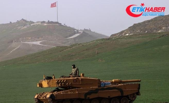 TSK: Zeytin Dalında toplam 3820, son bir haftada yurt içinde 90 terörist etkisiz hale getirildi