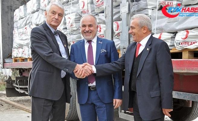Türk Kızılayı ve Bulgaristan Kızılhaçı arasında iş birliği