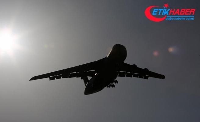 Erdoğan'ın uçağı Giresun'a inemedi