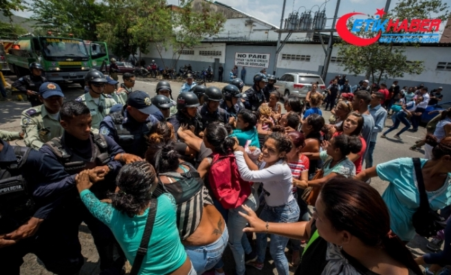 Venezula'da polis merkezinde ayaklanma: 68 ölü