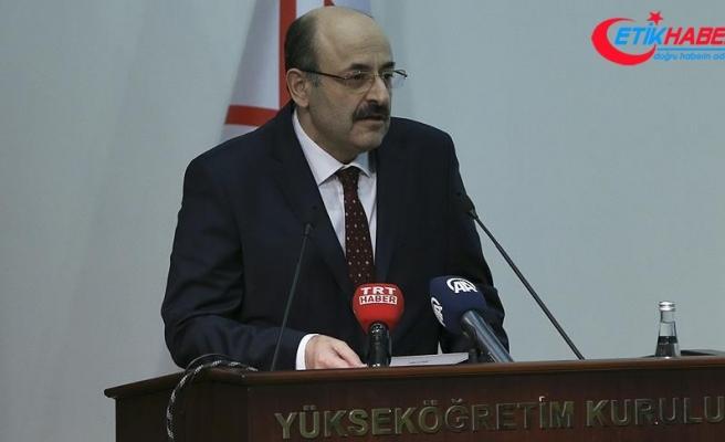 YÖK Başkanı Saraç: Türk akademisi TSK ile ihtiyaca yönelik işbirliği halinde olmalı