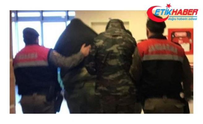 Yunan askerlerin üzerinden 'askeri kroki' çıktı