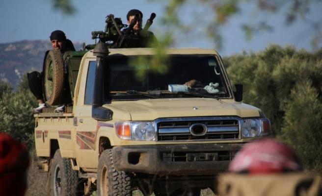 Zeytin Dalı Harekatı'nda 924 terör hedefi imha edildi