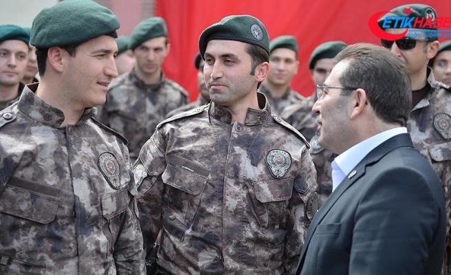 'Zeytin Dalı Harekatı, emperyalist güçlere karşı yeni bir şahlanış'