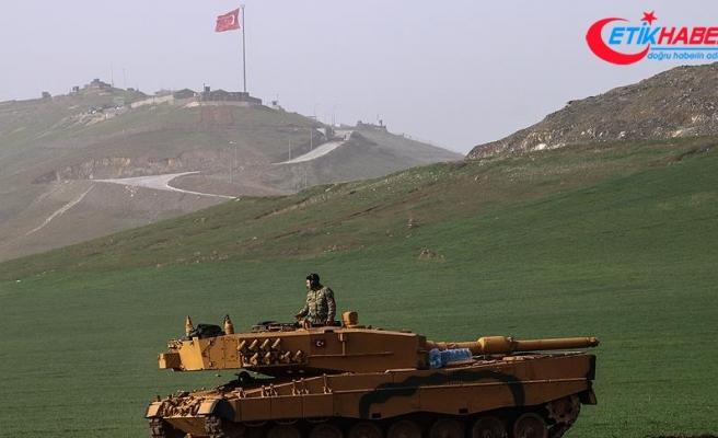 Zeytin Dalı Harekatı'nda 3820 terörist etkisiz hale getirildi