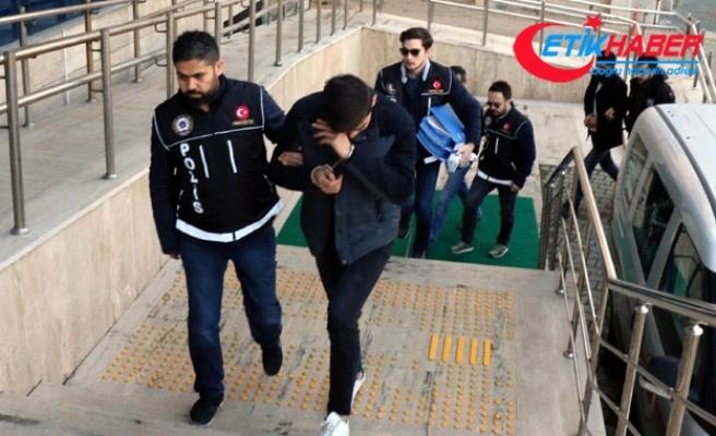 Zonguldak'ta uyuşturucu operasyonu: 9 gözaltı