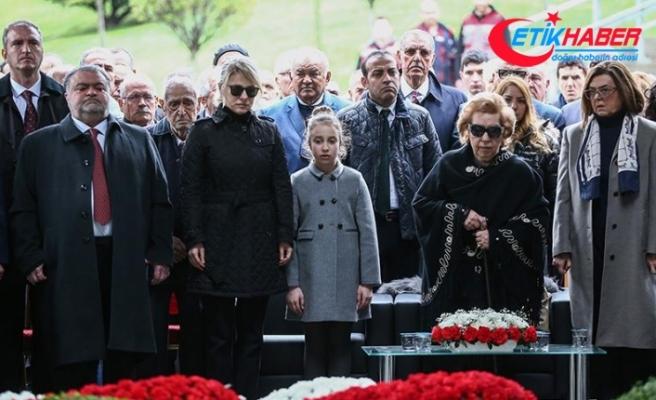 8. Cumhurbaşkanı Özal anıtmezarı başında anıldı