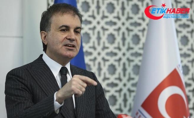 AB Bakanı Çelik'ten New York Times'a tepki