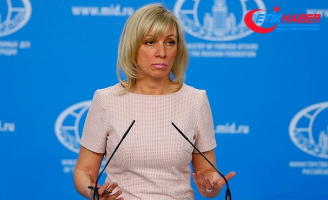ABD, İngiltere ve Fransa'nın Esed rejimine saldırısına Rusya'dan tepki