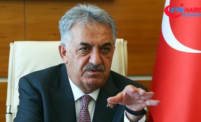 AK Parti Genel Başkan Yardımcısı Yazıcı: 3 dönem kuralı devam ediyor