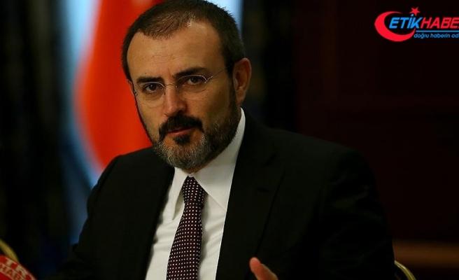 AKP'li Ünal'dan seçim sürecinde FETÖ uyarısı