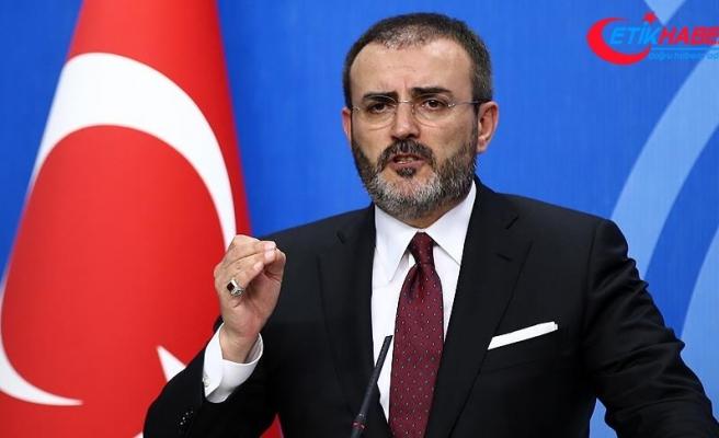AKP'li Ünal: 25 Mayıs günü seçim beyannamemizi açıklayacağız