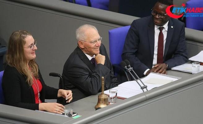 Almanya Federal Meclis Başkanı Schaeuble: İslamiyet ülkemizin bir parçası