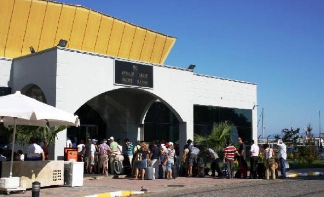 Ayvalık'ta, Yunanistan için vize başvuruları başladı