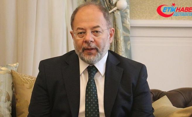 Başbakan Yardımcısı Akdağ'dan Filistin'e yardım çağrısı