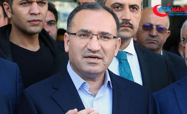 Başbakan Yardımcısı Bozdağ: Suriye politikamız doğrunun yanında olmaktır