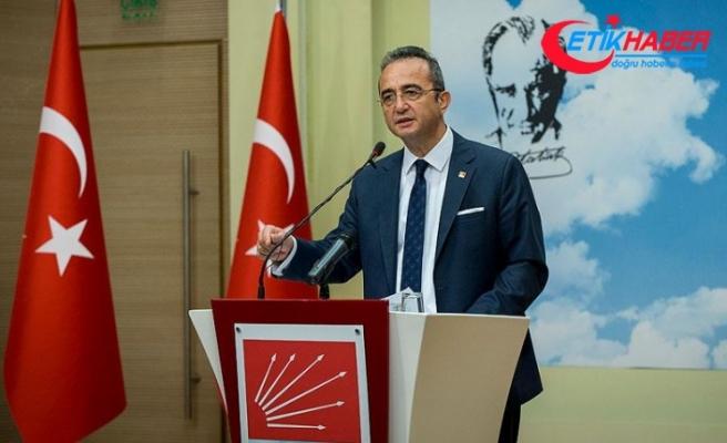 CHP'li Tezcan: Biz CHP olarak her zaman seçime hazırız