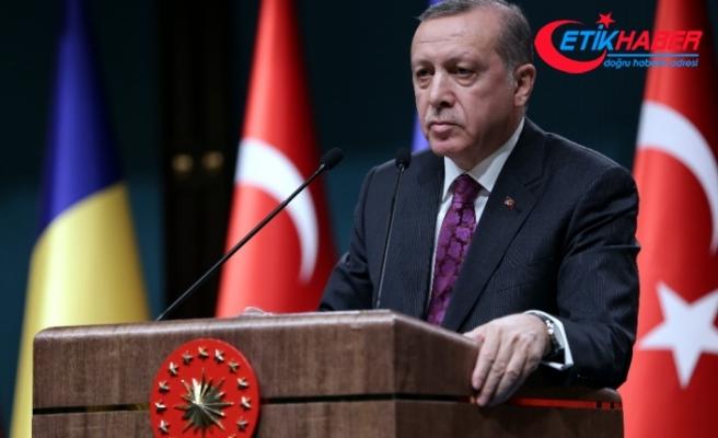 Erdoğan: Sayın Bahçeli ile yarın 13.30'da Külliye'de görüşmemiz olacak