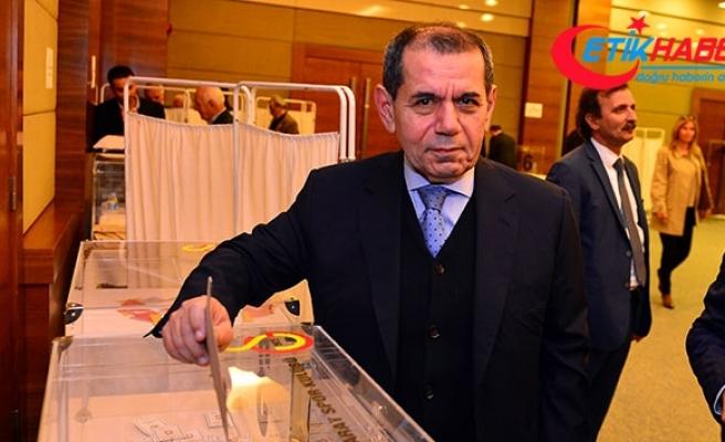 Dursun Özbek: 'Şampiyonluk kupasını hep beraber kaldıracağız'