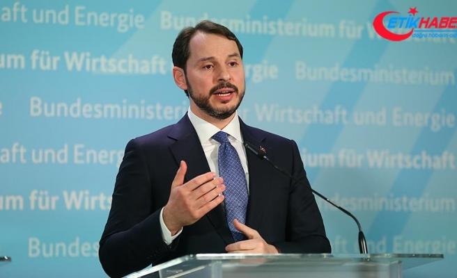 Enerji ve Tabii Kaynaklar Bakanı Albayrak: Almanya, Türkiye için çok önemli bir ortak