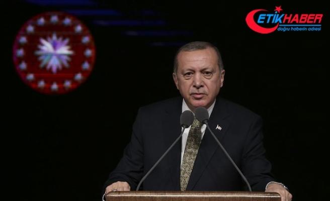 Cumhurbaşkanı Erdoğan: Turgut Özal her zaman saygıyla yad edilecektir