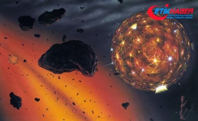 Plüton'un yüzeyinde donmuş metan kumulları keşfedildi