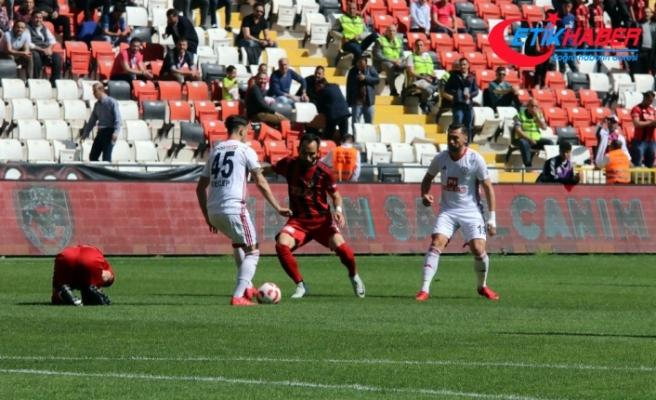 Gol düellosunda kazanan Gazişehir