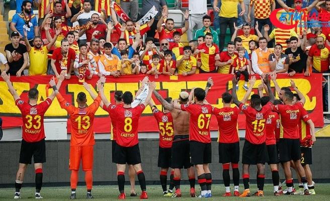 Göztepe, Süper Lig'de en çok renktaşıyla karşılaştı