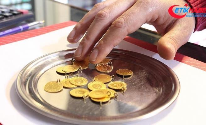 Altının kilogramı 170 bin 100 liraya yükseldi