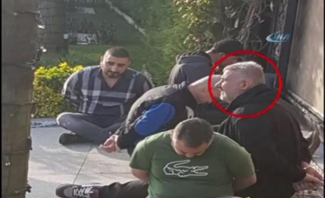 İşte İranlı uyuşturucu baronunun yakalanma anı