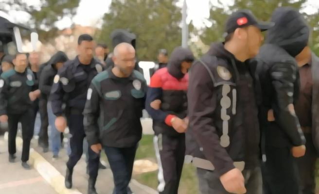 Kahramanmaraş merkezli FEETÖ operasyonu: 7 teğmen gözaltına alındı