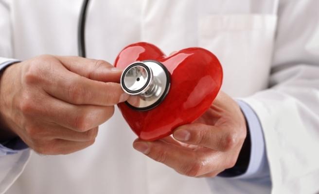 """""""Her yıl kalp check-up'ı yaptırın"""""""