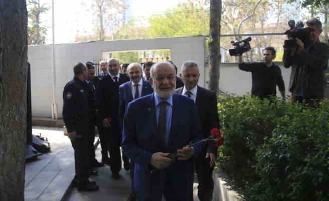 """Karamollaoğlu'ndan """"ittifak"""" açıklaması"""