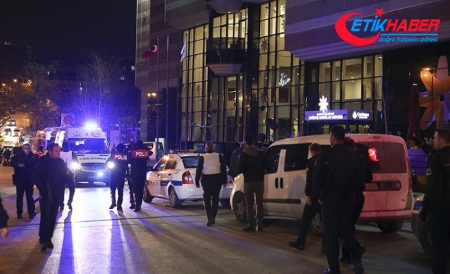 Karlov'un katilinin 'örgüt abisi' gözaltına alındı