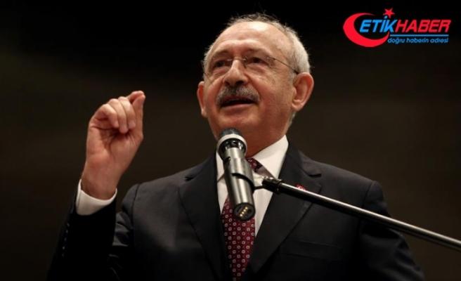 Kılıçdaroğlu'ndan il başkanlarına çağrı
