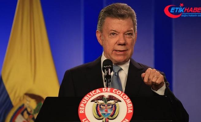 Kolombiya Venezuela hükümetine karşı acımasız olacak