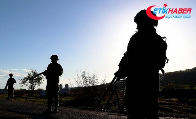 Amanoslar'da 21 günde 25 terörist etkisiz hale getirildi