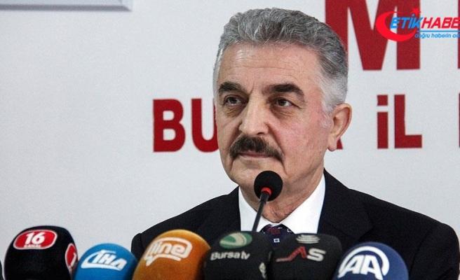 MHP'li Büyükataman: Unutulmasın ki Türk milleti dün olduğu gibi dalımızı kıranın ağacını kökünden sökecek