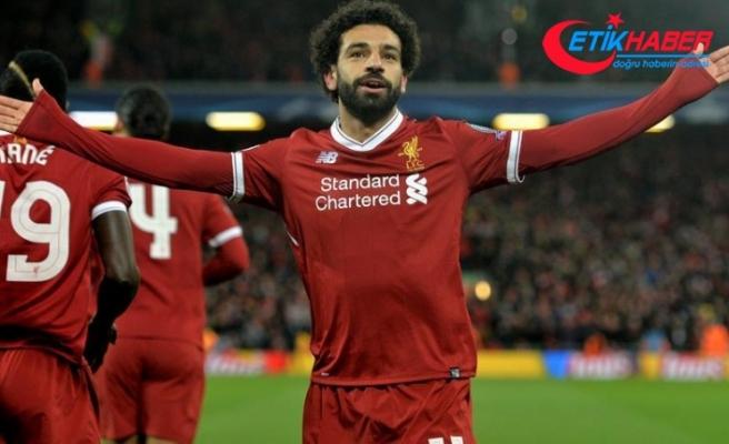 Muhammed Salah yılın futbolcusu ödülüne aday