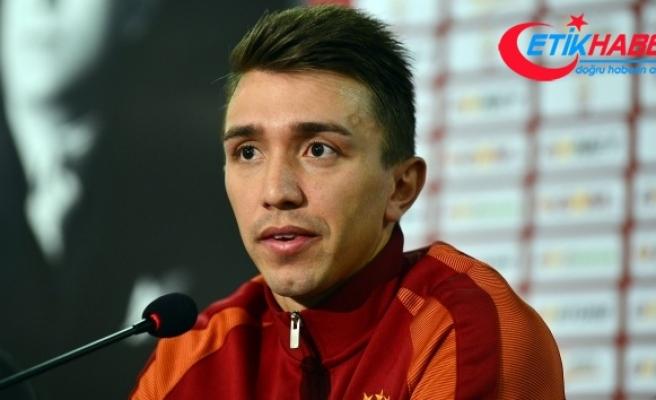 Galatasaray'ın en istikrarlısı kaptan Muslera